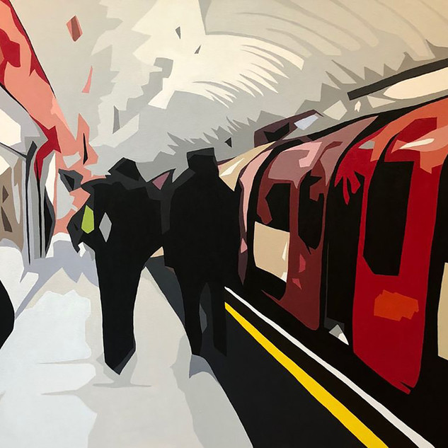 SOLD - Liverpool Street Station