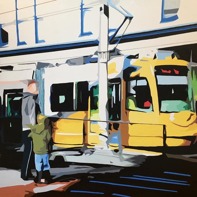SOLD - Capitol Hill Streetcar
