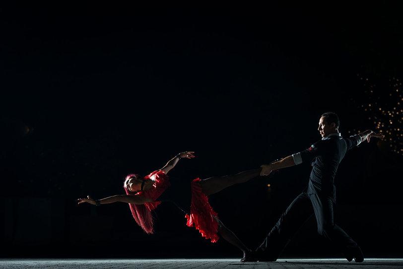 Theatre Arts Cabaret Ballroom Dance Couple