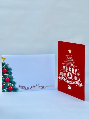 Company Christmas Card (2)