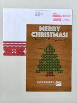 Company Christmas Card (on Wood) (1)
