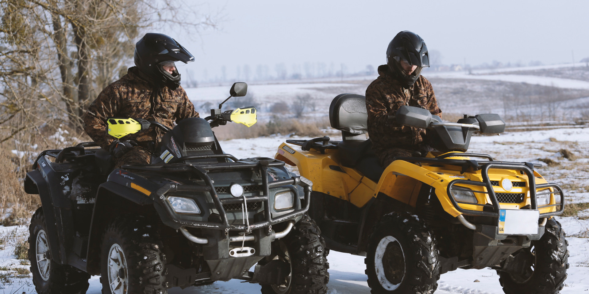 Four Wheeler Drivers