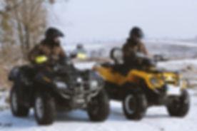 Four Wheeler Drivers