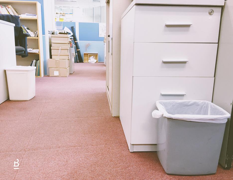 你每天在 office 見到但未必認識的人 - 訪辦公室清潔姐姐
