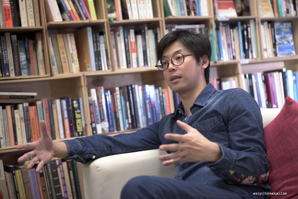 聘請 social campaigner 主攻土地議題 - 陳劍青:未來需要具「全局觀」的人