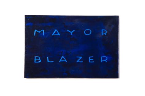 Mayor blazer