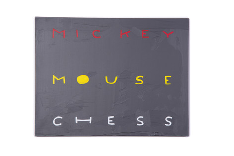 Mickey mouse chess