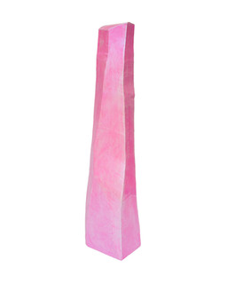 Maquette for pink monolith