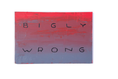 Bigly wrong