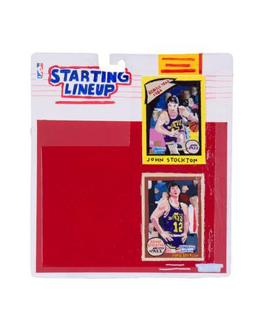 1990 Kenner John Stockton Starting Lineup