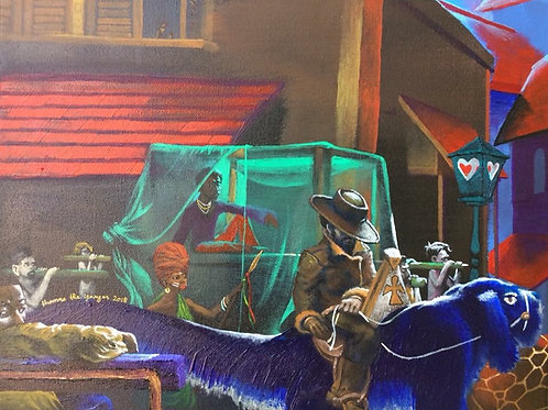Couth Sarolina: 'A Rover & A Courtier's Cavalcade'