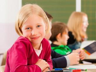 ילדים חורגים לבית הספר