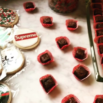 Holiday Party Sweets