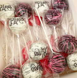 Paris Cake Pops