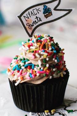 Nyack Sweets Cupcake