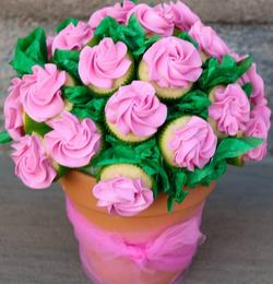 Mini Cupcake Bouquet