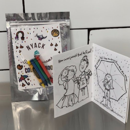 Nyack Sweets Coloring Book