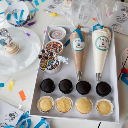 Cupcake Party Kit