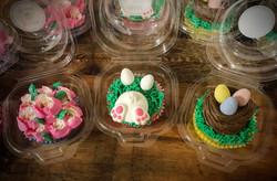 Spring Has Sprung Cupcakes