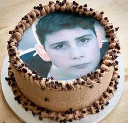 Edibile Image Cake