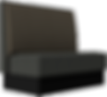 Garrison Single - Plain - Crumb - End Ca