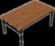 Coffee Table - Metal Base.png