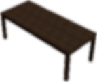 Dining Table 84W x 36D x 30H - Columbian