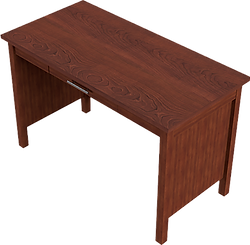 Desk 48W x 24D x 30H - Cool Lighting - I