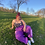 Thumbnail: Violet Parachute Pants