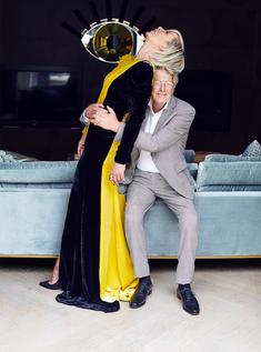 Monique & Jan Des Bouvries