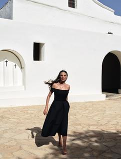 Photgraphy Nico Bustos Styling Renu Kashyap Actres Angela Molina