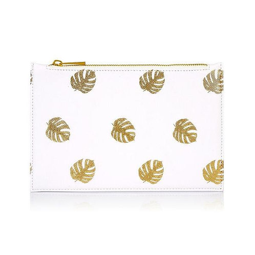 Pouch - Gold Leaf