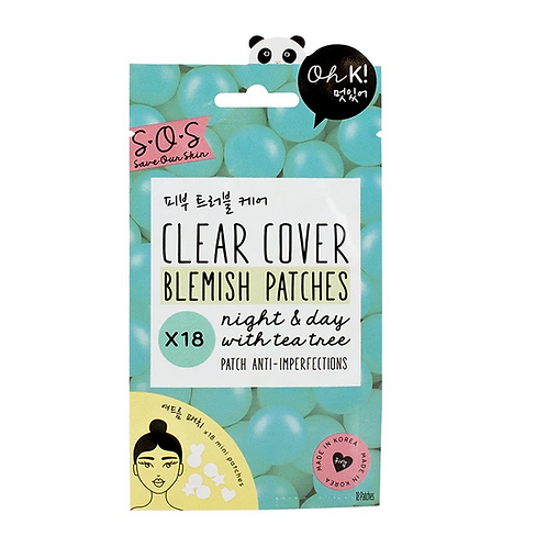 Oh K! SOS Clear Cover Blemish Patches