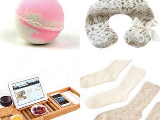 Holiday gift guide to practice self-care (ft. small businesses)