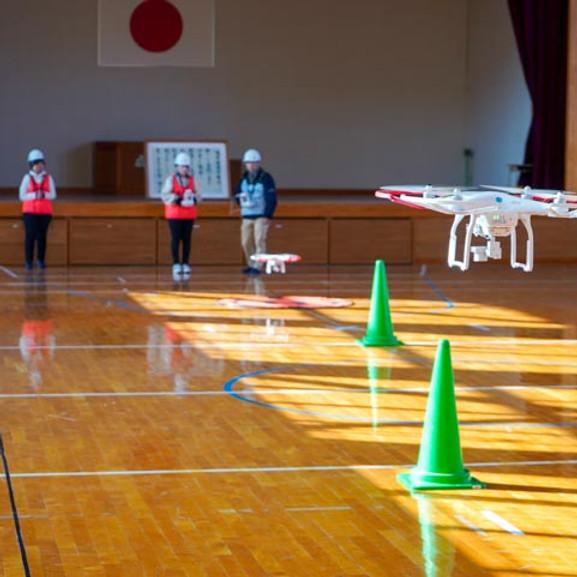 5月14・17日開催 DRONEフライトオペレーター講習