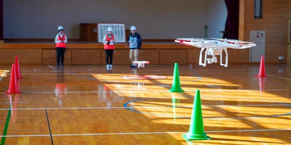 10月9・12日開催 DRONEフライトオペレーター講習