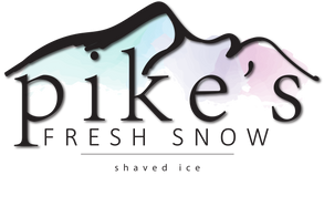 Pike's Peak Fresh Snow Logo