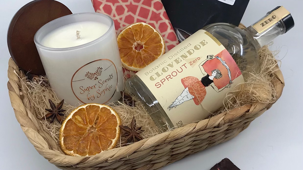 Artisan Mother's Day Hamper: Sprout Zero