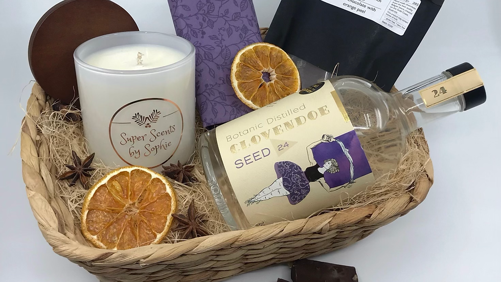 Artisan Mother's Day Hamper: Seed 24