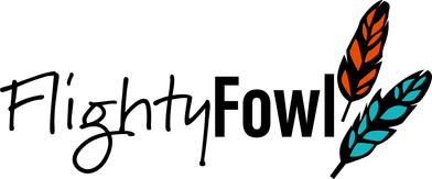 Flighty Fowl Logo