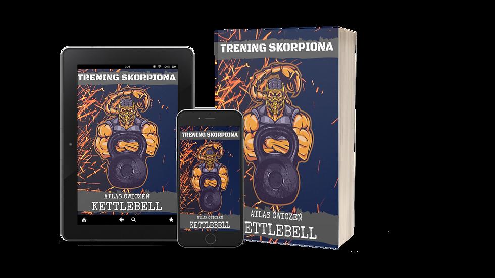 eBOOK TRENING SKORPIONA: ATLAS ĆWICZEŃ KETTLEBELL