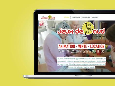 graphiste freelance vendée Site web vitrine