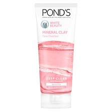 Pond's White Beauty Flawless Radiance Mineral Clay Cleanser (Face Wash)