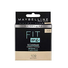Maybelline NY Fit Me Compact, Light Ivory