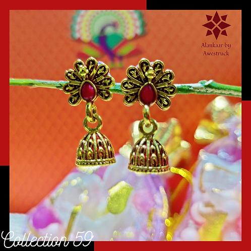 ABA - Tiny Earrings Set 2