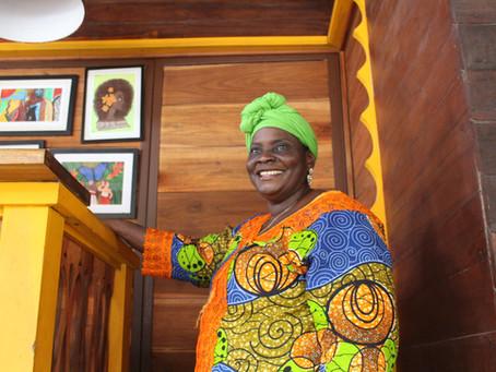 Lidia Palmer: Orgullosa de ser negra y emprendedora
