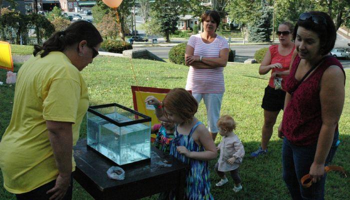 fish tank game