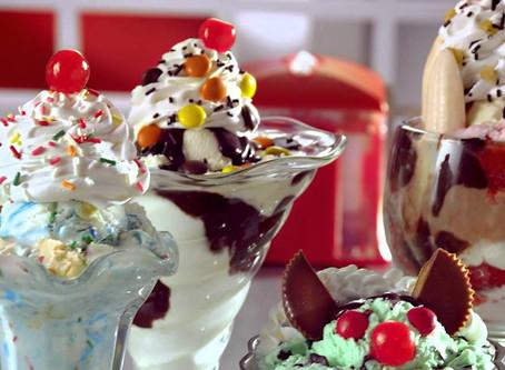 Ice Cream and Dinner Social