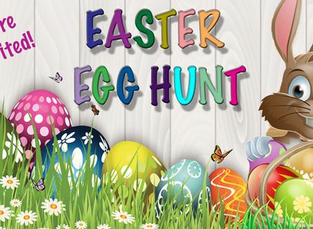 2019 Bausman Easter Egg Hunt