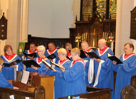 Invitation to Join Bausman's Choirs